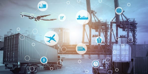 THE LOGISTICS INDUSTRY
